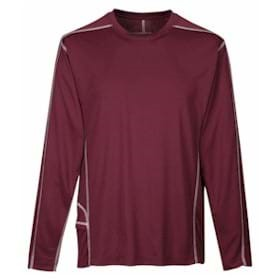 Tri-Mountain L/S Fulcrum Crewneck Shirt