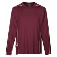Tri-Mountain | Tri-Mountain L/S Fulcrum Crewneck Shirt