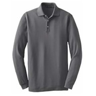 Port Authority | L/S Port Authority EZCotton Pique Sport Shirt