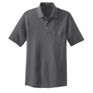 Port Authority | Port Authority EZCotton Pique Pocket Polo
