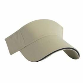 KC Cotton Sandwich Visor