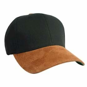 KC Cotton Suede Bill Cap