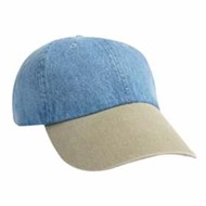 KC | KC Washed Denim Cap