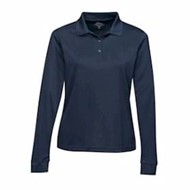 Tri-Mountain | Tri-Mountain LADIES' L/S Vital Snap Polo