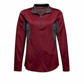 Tri-Mountain LADIES' Sprinter 1/4 Zip Pullover