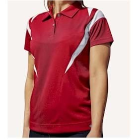 Pro Celebrity LADIES' Flame Thrower Polo Shirt