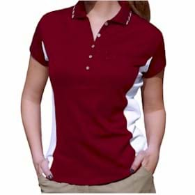 Pro Celebrity LADIES' Mustang Polo Shirt