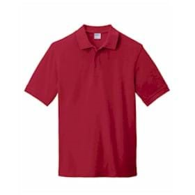 Port & Company® Ring Spun Pique Polo