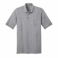 Port Authority | Port & Company 5.5 Ounce Jersey Knit Pocket Polo