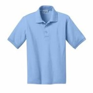 Port Authority | Port & Company YOUTH 5.5 Ounce Jersey Knit Polo