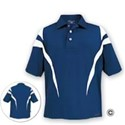 Pro Celebrity | Flame Thrower Polo Shirt