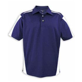 Pro Celebrity Two Toned Color Block Polo