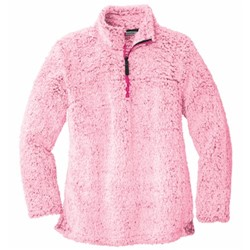 Port Authority | Port Authority ® Ladies Cozy 1/4-Zip Fleece