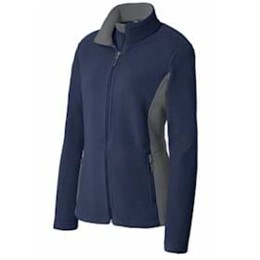 Port Authority | Port Authority LADIES' Colorblock Fleece Jacket