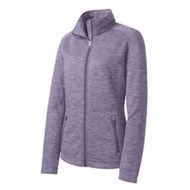 Port Authority | Port Authority LADIES' Digi Stripe Fleece Jacket