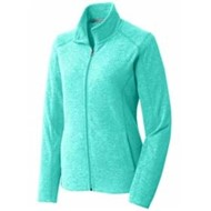 Port Authority | Port Authority LADIES' Heather Microfleece Jacket