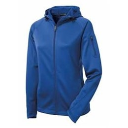 Sport-tek | Sport-Tek LADIES' Fleece Full-Zip Hooded Jacket