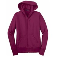 Sport-tek | Sport-Tek LADIES' Full-Zip Hooded Fleece Jacket