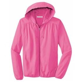 Port Authority LADIES' Hooded Essential Jacket