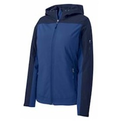 Port Authority | LADIES' Hooded Soft Shell Jacket
