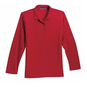 L/S PA Ladies Silk Touch Sport