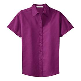 PA Ladies Easy Care S/S Shirt