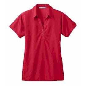 Port Authority LADIES' Vertical Pique Polo