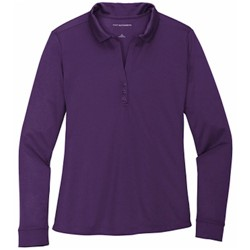 Port Authority | Port Authority Ladies Silk Touch LS Polo
