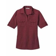 Port Authority | Port Authority LADIES' Double Pocket Polo