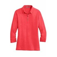 Port Authority | Port Authority® Ladies 3/4-Slv Meridian  Polo