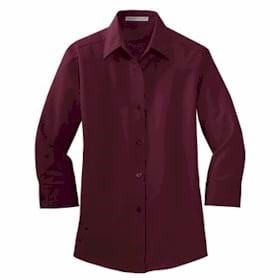 Port Authority LADIES' 3/4-Sleeve Easy Care Shirt