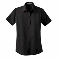 Port Authority | Port Authority LADIES' S/S Value Poplin Shirt