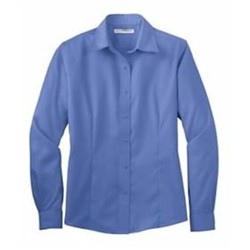 Port Authority | L/S PA LADIES Non-Iron Twill Shirt