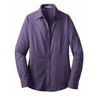 Port Authority | Port Authority LADIES' Crosshatch Easy Care Shirt