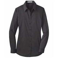 Port Authority | Port Authority LADIES' Stretch Poplin Shirt