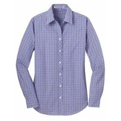 Port Authority | Port Authority LADIES' L/S Gingham Easy Care Shirt