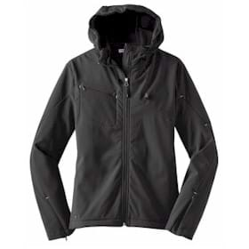 Port Authority LADIES' Hooded Soft Shell Jacket