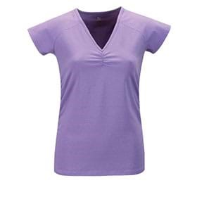 Tri-Mountain LADIES' Marisol V-Neck Shirt