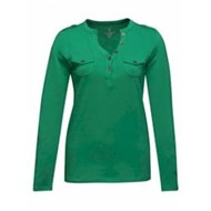 Tri-Mountain | Tri Mountain LADIES' Hannah Open Henley