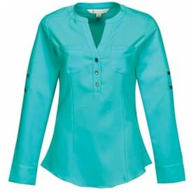 Tri-Mountain LADIES' Julianne Long Sleeve Tunic
