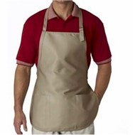 Liberty Bags | Liberty Bags Three-Pocket Apron with Buckle