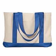 Liberty Bags | Liberty Bags Leeward Canvas Tote