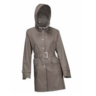 Tri-Mountain | Tri-Mountain LADIES' Sasha Trench Coat