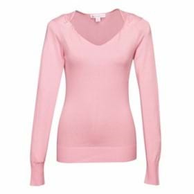 Tri-Mountain LADIES' Grace Long Sleeve Sweater