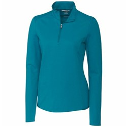 Cutter & Buck | Cutter & Buck LADIES' Advantage Half Zip Pullover