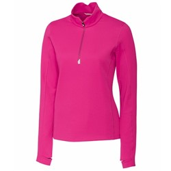 Cutter & Buck | Cutter & Buck LADIES' Traverse Half Zip Pullover