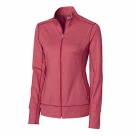 Cutter & Buck LADIES' DryTec Topspin Full Zip