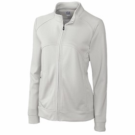 Cutter & Buck LADIES' DryTec Edge Full-Zip