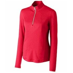 Cutter & Buck LADIES' Madeline 1/2 Zip Pullover