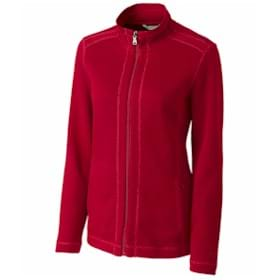 Cutter & Buck LADIES' Bayview Full Zip Jacket
